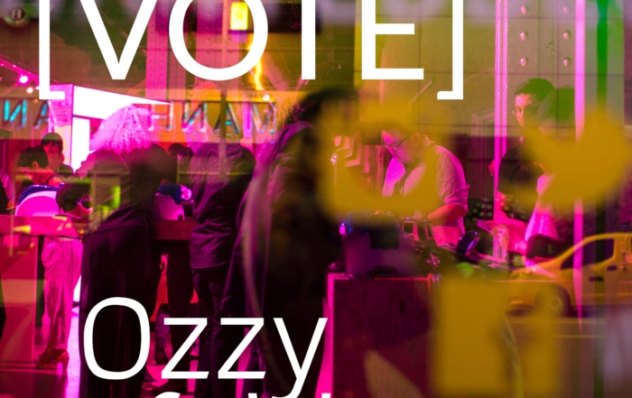 Vote for Ozzy & Wes